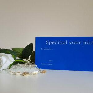 Cadeaubon Luxe Gellak pakket